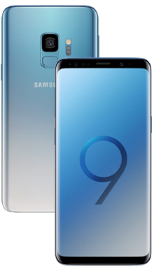 Samsung Galaxy S9 64GB Polaris Blue