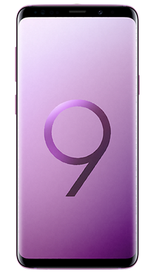 Samsung Galaxy S9 Plus 128GB Purple Front