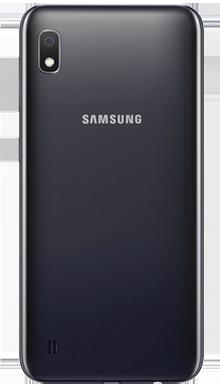 Samsung Galaxy A10 Black Back