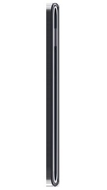 Samsung Galaxy A10 Black Side