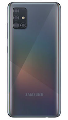 Samsung Galaxy A51 128GB Black Back
