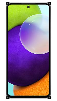 Samsung Galaxy A52 5G 128GB Black Front