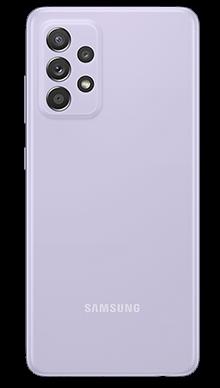 Samsung Galaxy A52 5G 128GB Violet Back