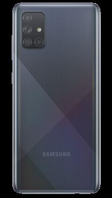 Samsung Galaxy A71 128GB Black Back
