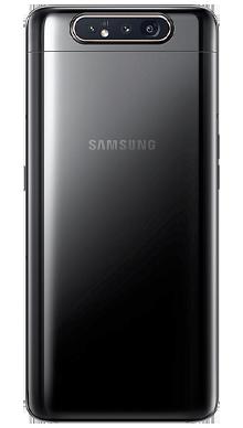 Samsung Galaxy A80 Black Back