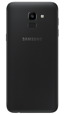 Samsung Galaxy J6 Black Back