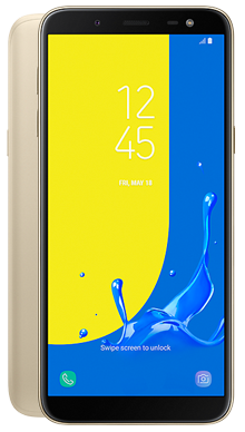 Samsung Galaxy J6 Black