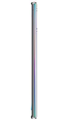 Samsung Galaxy Note 10 256GB Aura Glow Side