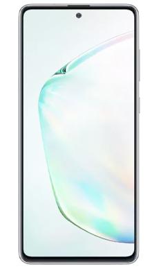 Samsung Galaxy Note 10 Lite 6GB 128GB Aura Glow Front