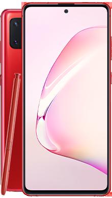 Samsung Galaxy Note 10 Lite 6GB 128GB Red