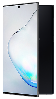 Samsung Galaxy Note 10 Plus 256GB 5G Aura Black