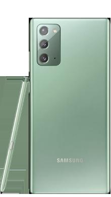 Samsung Galaxy Note 20 5G 256GB Mystic Green Back
