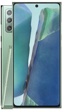 Samsung Galaxy Note 20 256GB Mystic Green