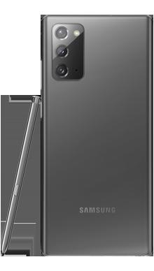 Samsung Galaxy Note 20 5G 256GB Mystic Grey Back