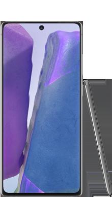 Samsung Galaxy Note 20 5G 256GB Mystic Grey Front