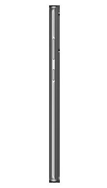 Samsung Galaxy Note 20 5G 256GB Mystic Grey Side
