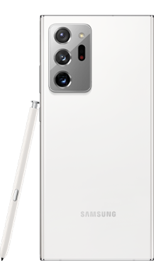 Samsung Galaxy Note 20 Ultra 5G 256GB Mystic White Back