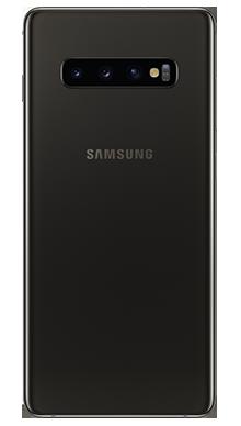Samsung Galaxy S10 Plus 512GB Ceramic Black Back