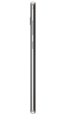 Samsung Galaxy S10 Plus 512GB Ceramic Black Side