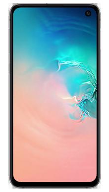 Samsung Galaxy S10e 128GB Prism White Front