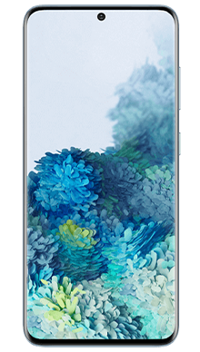 Samsung Galaxy S20 Plus 128GB 5G Blue Front