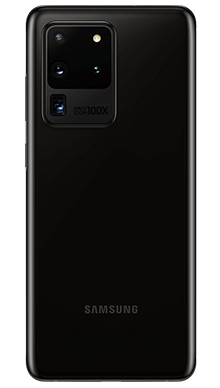 Samsung Galaxy S20 Ultra 128GB 5G Black Back