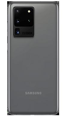 Samsung Galaxy S20 Ultra 128GB 5G Grey Back