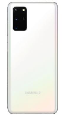 Samsung Galaxy S20 Plus 128GB 5G White Back
