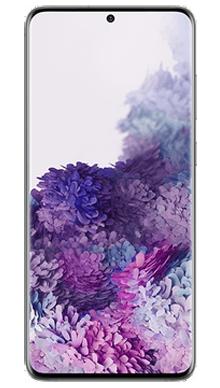 Samsung Galaxy S20 Plus 128GB 5G White Front