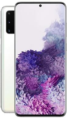 Samsung Galaxy S20 Plus 128GB 5G White