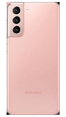 Samsung Galaxy S21 5G 128GB Phantom Pink Back