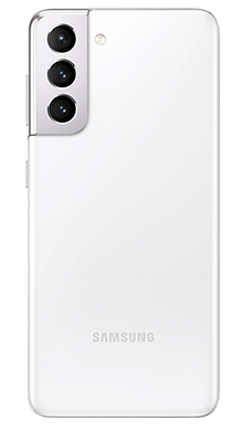 Samsung Galaxy S21 5G 128GB Phantom White Back