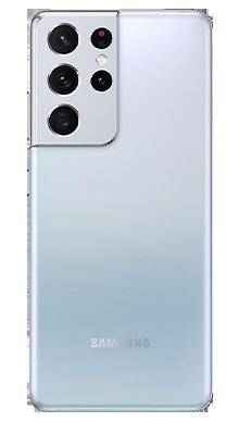 Samsung Galaxy S21 Ultra 5G 256GB Phantom Silver Back