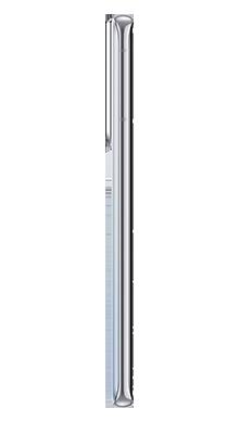 Samsung Galaxy S21 Ultra 5G 128GB Phantom Silver Side