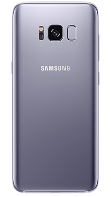 Samsung Galaxy S8 Plus 64GB Orchid Grey Back