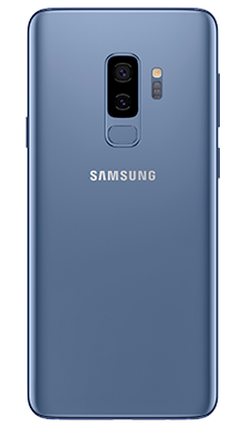 Samsung Galaxy S9 64GB Blue Back
