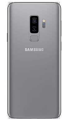 Samsung Galaxy S9 Plus 256GB Titanium Grey Back