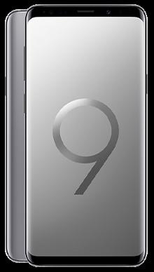 Samsung Galaxy S9 Plus 256GB Titanium Grey