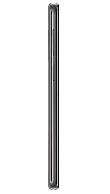 Samsung Galaxy S9 Plus 256GB Titanium Grey Side