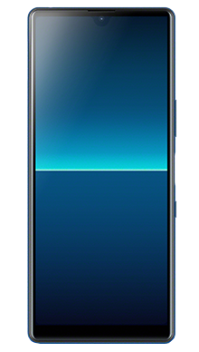 Sony Xperia L4 64GB Blue Front