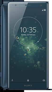 Sony Xperia XZ2 Blue