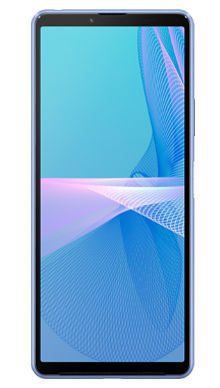 Sony Xperia 10 III 5G 128GB Blue Front