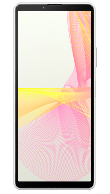 Sony Xperia 10 III 5G 128GB White Front
