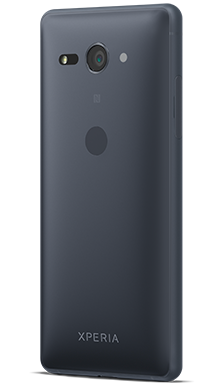 Sony Xperia XZ2 Compact Black Side