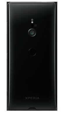 Sony Xperia XZ3 Black Back