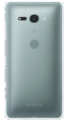 Sony Xperia XZ2 Compact Green  Back