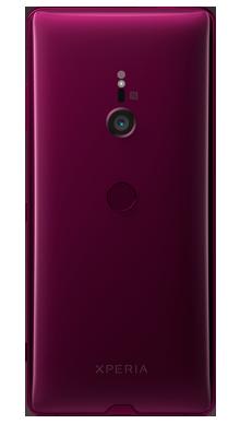 Sony Xperia XZ3 Red Back