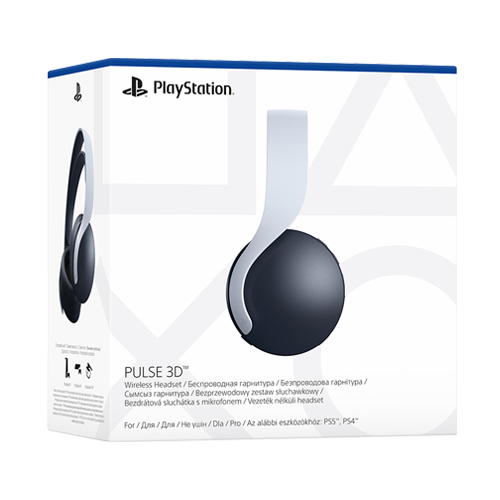 Pulse 3D Wireless Headset - PlayStation 5