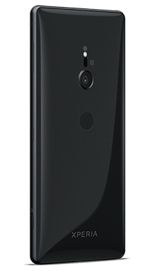 Sony Xperia XZ2 Black Back