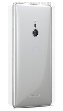 Sony Xperia XZ2 Silver Back